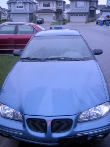 Perry the Pontiac