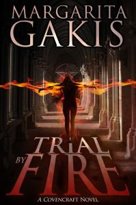 Trial by Fire Cover Urban Fantasy